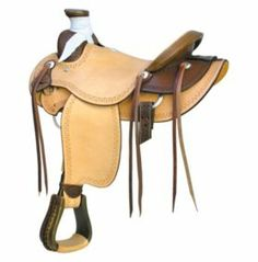 Billy Cook Saddlery Carlos Wade Saddle - Statelinetack.com