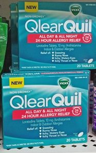 FREE Vicks QlearQuil 20 ct At Dollar Tree! - http://wp.me/p56Eop-JsZ