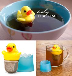 Creative and Fun Tea Infuser Designs For The Tea Lover