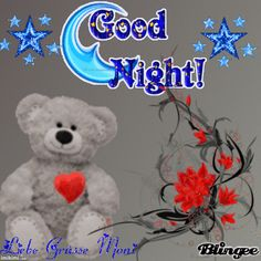 Good Night Blingee | Blingee was created with Blingee Plus! Upgrade now! Install Blingee ...