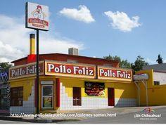 """#turismoenchihuahua #visitachihuahua #ah-chihuahua #pollofeliz #restaurantes #chihuahua TURISMO EN CHIHUAHUA Te platica de la historia de """"Pollo Feliz"""" Su primer local de venta de pollo asado fue en la ciudad de Cuauhtémoc, Chihuahua en 1974. Por su calidad y calidez en 1978 abre la primera sucursal en la Ciudad de Puebla, en la actualidad cuenta con 27 sucursales; 20 negocios con servicio de comedor y 7 negocios express. Ven a disfrutar de este delicioso pollo en tu próxima visita a…"""