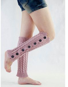 look great sticking out the top of your favorite boots by adding texture without using bulky socks. Get it at $13.5 with coupon code: PIN10. Click here to buy now!
