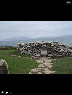 Dunberg Fort, Dingle Ireland
