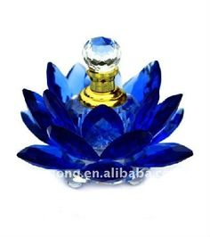 crystal perfume bottle,