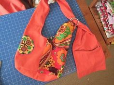 Bohemian Mama Bags - meant to be good for wearing while also baby wearing. Worth trying!