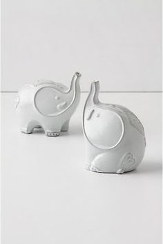 salt and pepper shakers - possible cake topper for wren?