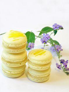 Lemon: Macarons