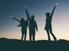 Cuatro formas en que tus amigos influyen en ti