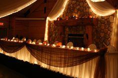 Fall Wedding... soooo love... <3