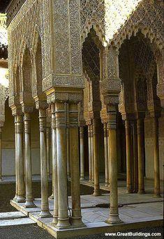 The Alhambra · Granada, Spain