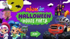 Halloween House party with Paw Patrol [Paw Patrol on nickjr.com]