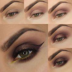 Steal That Look : Regram From @makeupgeekcosmetics Instagram http://ift.tt/1lJ4t9k #Instagram #StealThatLook #Fashion #Style #OOTD