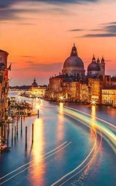 Venice Italy  30.12.17