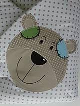 Textil - Rýchlozavinovačka s medvedíkom - 5017207_