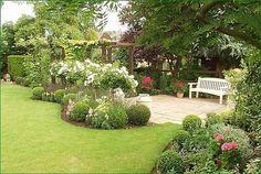 Cheap Landscaping Ideas For Back Yard   Filed in: Garden Landscape Ideas