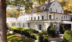 Bedford Post Inn - Bedford, New York - Relais & Chateaux
