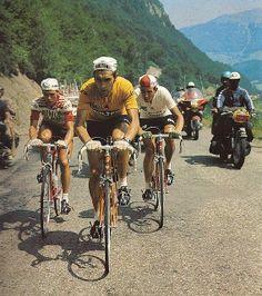 ....Van Impe, Merckx & Zoetemelk, TdF, 1971