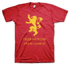 game-of-thrones-gear-me-roar-color-animal- (1) Animal Games, Animal 2, Game Of Thrones, Mens Tops, Animal House, Color, Colour, Pet Store, Colors