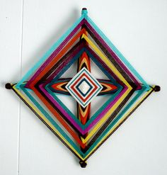 Ojo de Dios by jayfroggy