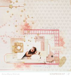 Sweet layout, soft colors - Ania-Maria