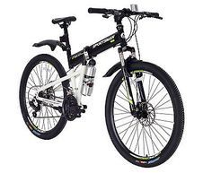 26'' sportsman #folding #mountain bike #bicycles 21 speeds disc brake good lookin,  View more on the LINK: 	http://www.zeppy.io/product/gb/2/281898412127/