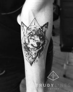 """trudylines: """" first tattoo 2016 ..."""