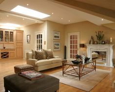 Amazing Classical Apartment Interior Decorations: Modern Minimalist Living Room Design Apartment In Traditional Building