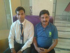 PMKK Budaun team met Mr.Vijay khulbe manager of country inn hotel for rpl (hmt) & placement. #PMOIndia #SkillIndia  #NSDCINDIA #RajivPratapRudy