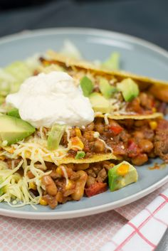 Chili con Carne uit de slowcooker - OhMyFoodness