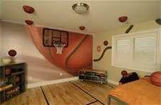 basketball wall mural - Bing Images
