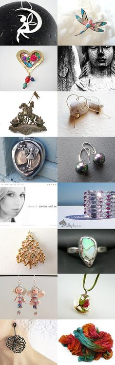 Everything she does is magic... by sylvie on Etsy--Pinned with TreasuryPin.com