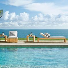 Larnaca Outdoor Chaise