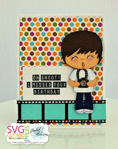 Jaded Blossom November Release Day One :: Snappy Birthday Cards