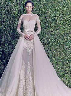 Zuhair Murad Wedding Dresses 2015 Collection - MODwedding