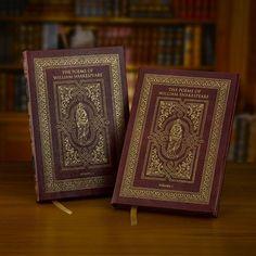 William Shakespeare's THE POEMS OF WILLIAM SHAKESPEARE VOL I | Easton Press