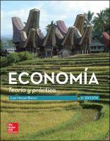 Economía : teoría y práctica / Juan Manuel Blanco Sánchez 6ª ed Madrid : Mc Graw Hill, D.L. 2014