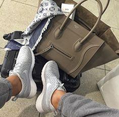 Céline + Nike.