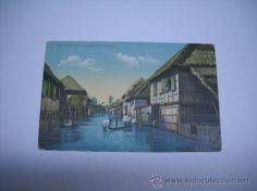 A 255 AFTER THE CLOUDBURST,PHILIPPINES(FILIPINAS) CIRCULADA EN 1921. (Postales - Postales Extranjero - Asia - Filipinas)