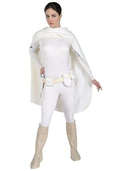 Padme Amidala Deluxe Costume, Star Wars™ Fancy Dress - Star Wars at Escapade™ UK