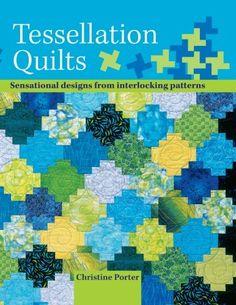 Tessellation Quilts: Sensational Designs From Interlocking Patterns von Christine Porter http://www.amazon.de/dp/0715319418/ref=cm_sw_r_pi_dp_Y31twb0J9310K