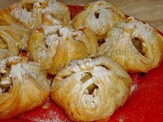 слоеное тесто с яблоками фото Mini Pies, Shrimp, Garlic, Meat, Vegetables, Food, Veggie Food, Vegetable Recipes, Meals