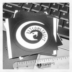 New #logo #stickers #snake #serpent  #merch #bandlogo #spiral #spooky #fang #viper #label #artwork #marketing #gothic #gothicart #reptile #venom #hiss