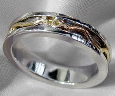 Cycle of Life Ring Handmade Wedding Rings, Cycle Of Life, Gold Wire, Gifts For Women, Irish, Rings For Men, Engagement Rings, Silver, Jewelry