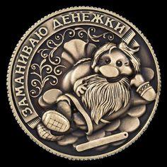 Russia souvenir Purse Coin