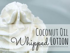 Whipped Coconut Lotion