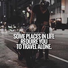 Don't be afraid to travel alone! Double tap & tag friends Via my good friend @thegentlemensrulebook by words2success