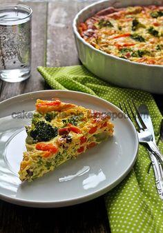 What's for dessert?: Nabujak s mrkvom i brokulom