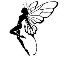 Fairy Tattoo Design - see more designs on https://thebodyisacanvas.com