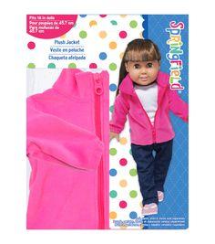 Springfield Boutique Pink Plush Jacket