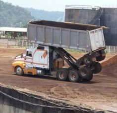 End Dump Truck >> 1243 Best Dump Truck Pictures And End Dump Pictures Images In 2019